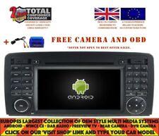 DVD GPS NAVI BT ANDROID 10.0 CARPLAY DAB MERCEDES BENZ R CLASS W251/R280 RD5551