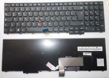 Original Tastatur Lenovo ThinkPad Edge E531 E540 W540 T540P Keyboard 04Y2438