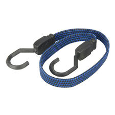 Flat Bungee Cord 665mm Straps Cargo Roof Tie Down Trailer Camp Heavy Duty Strap