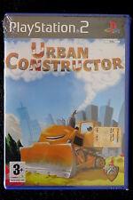PS2 : URBAN CONSTRUCTOR - Nuovo, risigillato ! Da Phoenix Games !