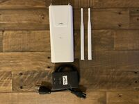 Ubiquiti Networks UniFi UAP-OUTDOOR+ PoE Injector Outdoor Wireless Access Point
