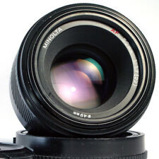 Minolta AF 1,7 / 50 * Dynax * Sony Alpha A-mount * Maxxum