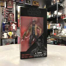 """Star Wars The Black Series 6"""" Finn Jakku 01 TFA Figure New In Box"""