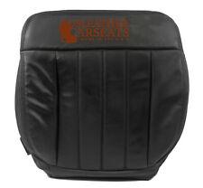 2006 Ford F-150 Harley Davidson Quad Passenger Bottom Leather Seat Cover BLACK