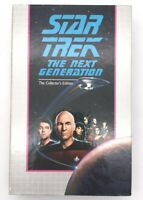 1987 Star Trek The Next Generation VHS Lamp HavenWhere No One Has Gone Before