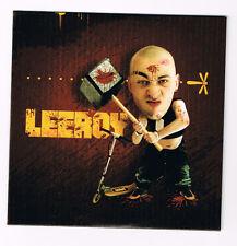 LEEROY (SAIAN SUPA CREW) - 20 TITRES - RAP FRANÇAIS - CD ÉTUI CARTON - NEUF NEW