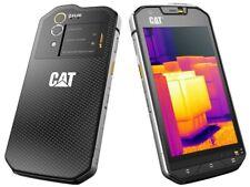 Cat S60 - 32Gb - Black (Unlocked) waterproof Smartphone with Flir Camera