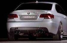 Heckeinsatz E92/93 Coupe/Cabrio mit M-Paket Carbon-Look Rieger Tuning BMW E92 /