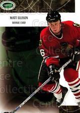 2003-04 Parkhurst Rookie #82 Matt Ellison