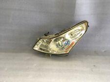 2007 2008 2009 Infinity G37 4 Door xenon left headlight OEM