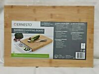 Ernesto Bamboo Chopping Board Large Tray Collection Pull-out Container Sealed