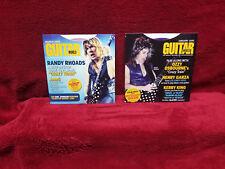 Randy Rhoads Guitar World CD Rom Set