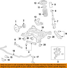 Chevrolet GM OEM 10-15 Camaro Rear-Upper Control Arm 23110246
