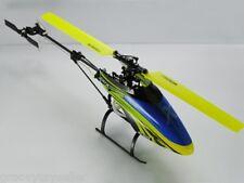 MicroHeli MH-130X003YL Plastic Main Blade 135mm, Orange: Blade 130 X