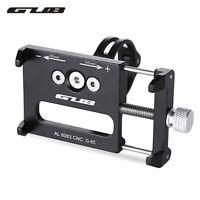 GUB G-85 Aluminum Alloy Bicycle Handlebar Bike Phone Mount Cycling Holder Stand