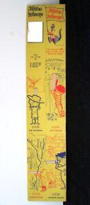 NEW - Vintage (1960's) JIF Peanut Butter Jifaroo Periscope Advertising Toy