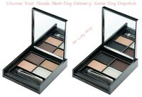 MUA Brow Kit With Wax 3 Colours Brush, Tweezers, & Mirror, Shape Shade Highlight