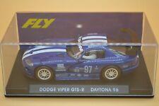 Fly Car Model A2 Dodge Viper GTS-R Daytona 1996 - BNIB NEVER RUN