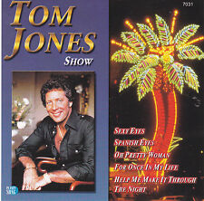 CD 16T TOM JONES SHOW DE 2000