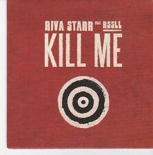 (EB436) Riva Starr Feat Rssll, Kill Me - 2013 DJ CD