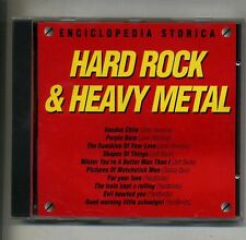 HARD ROCK & HEAVY METAL# Enciclopedia storica # CD Rock
