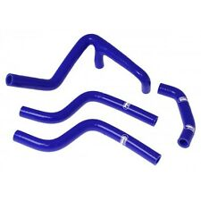 Samco Sport Refrigerante Manguera Kit Para Husqvarna Cr Wr 250 00-07 4 Piezas Azul