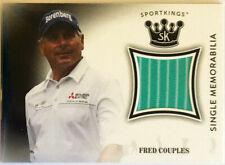 Fred Couples 2018 Sportkings Single Memorabilia Card #SMFC