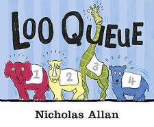 Loo Queue by Nicholas Allan (Paperback, 2017)