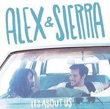 It's About US 0888430992122 by Alex & Sierra CD