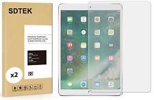 X2 protector de pantalla de vidrio templado sdtek para iPad Pro (10.5 Pulgadas)
