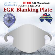 Fit Ford PX PX2 Ranger For Mazda BT-50 3.2L 2.2L TD EGR Blanking Plate