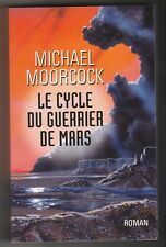 Le cycle du guerrier de Mars Michael Moorcock 5 romans