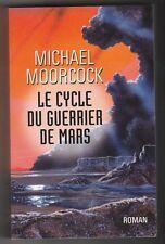 Le cycle du guerrier de Mars Michael Moorcock 5 romans