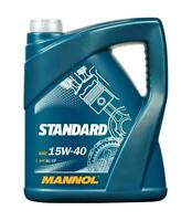 MANNOL Standard MINERAL 15w40 Universal Engine Oil 5 Litre Diesel Oil API CF/SL