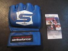 Daniel Cormier DC Signed Official StrikeForce Fight Glove MMA UFC Autograph JSA