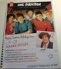 Advertising Music One Direction Harry Styles - unposted