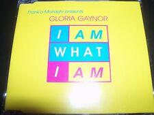 Frank'o Moiraghi Presents Gloria Gaynor I Am What I Am Australian CD Single