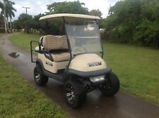 2016 lifted Club car Precedent 4 Passenger seat Golf Cart 48 volt 48v 12