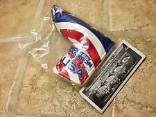 Scotty Cameron 2011 Stars And Stripes US Open Congressional Head Cover BRAND NEW