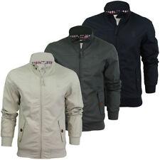 Crosshatch Waist Length Cotton Coats & Jackets for Men
