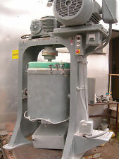 Union Process 30-S Attritor Production Batch Stirred Vertical Ball Mill Severe D