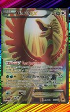 Ho-Oh EX Full Art - XY9:Rupture Turbo - 121/122 - Carte Pokemon Neuve Française