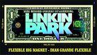 LINKIN PARK IMAN BILLETE 1 DOLLAR BILL MAGNET