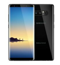 NEW Samsung GALAXY NOTE 8 Factory Unlocked Black ⚫ with box