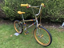 Raleigh Burner Pro Race 1984 Tange Custom Build Old School Bmx