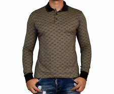 New Authentic Gucci Mens t-shirt long sleeve