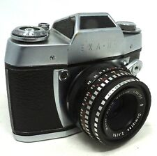 Ihagee DRESDEN EXA II a mit Meyer Optik 2,8/50 Objektiv Spiegelreflexkamera