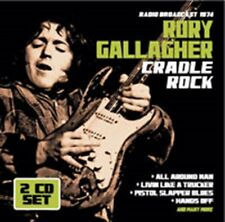 Cradle Rock Radio Broadcast, Rory Gallagher, 5889007131567