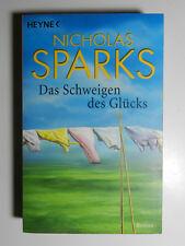 Nicholas Sparks Das Schweigen des Glücks Liebesroman Heyne