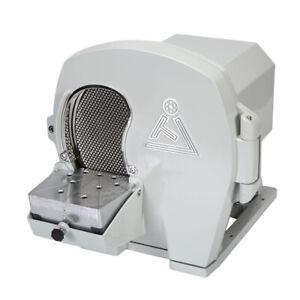 500W Dental Wet Model Trimmer Abrasive Diamond Disc Wheel Lab Equipment JT-19C